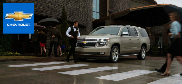 Chevy tahoe and suburban getting Z71 package